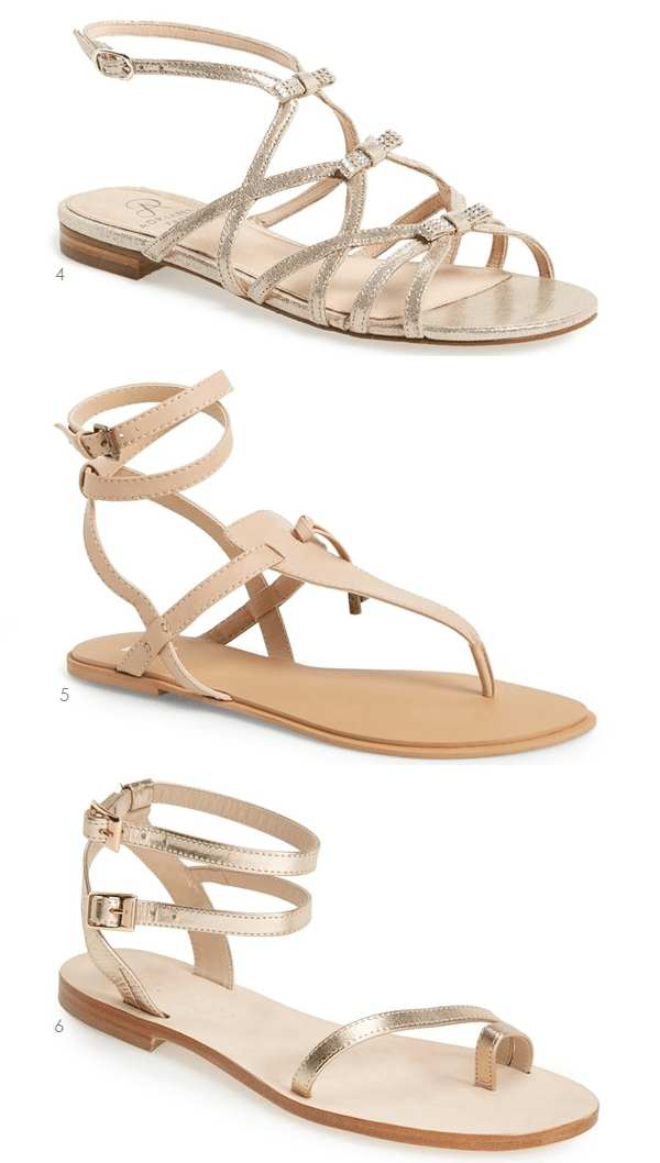 Neutral Sandals (2) | Ridgely's Radar