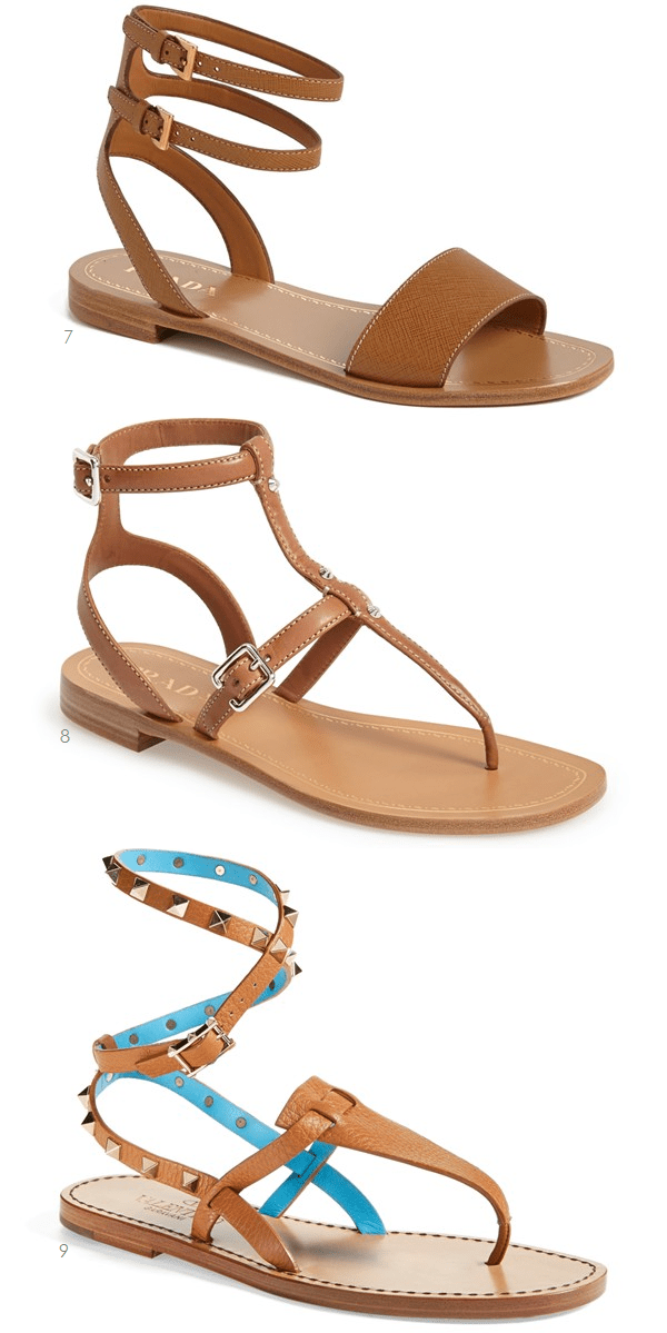 Neutral Sandals (3) | Ridgely's Radar