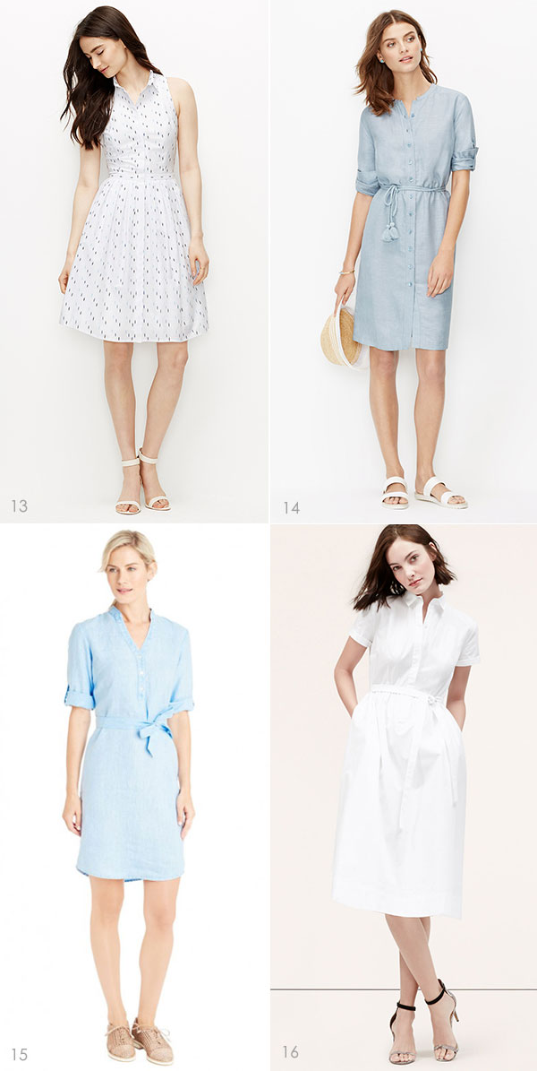 The Shirt Dress (4) | Ridgely's Radar
