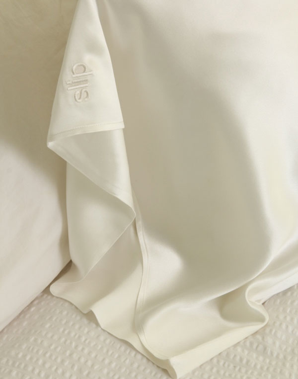 Slip Silk Pillowcase (2) | Ridgely's Radar