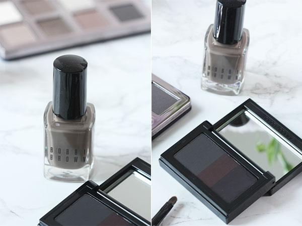 Bobbi Brown Nude Nail Polish and Intense Pigment Liner | Ridgely's Radar