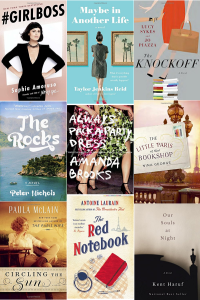 September Reading List