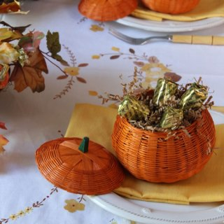 Setting the Table: Halloween