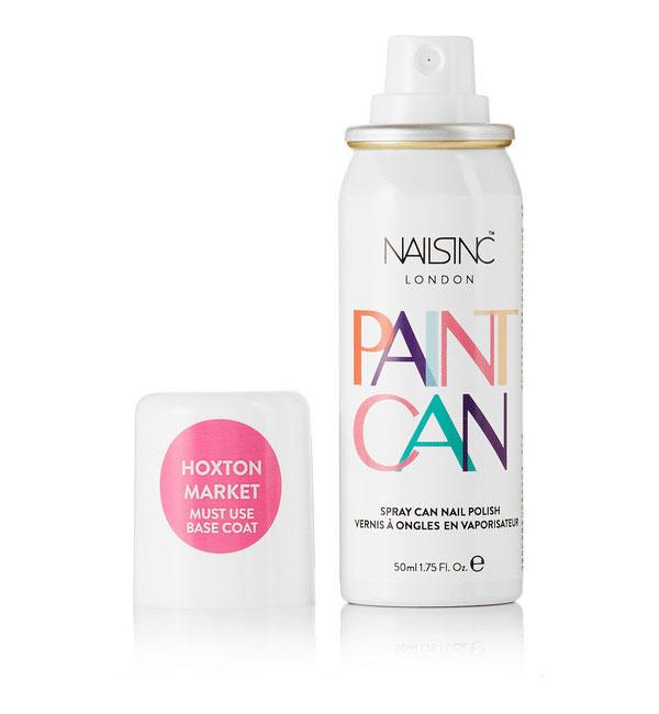 Spray Can Nail Polish