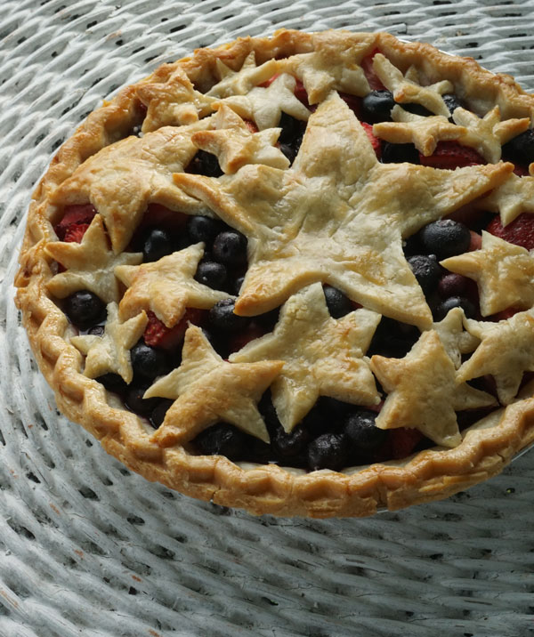 Mixed Berry Pie | Ridgely's Radar