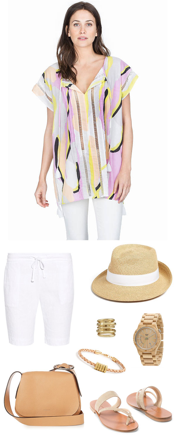 Perfect Outfit for a Summer Weekend | Ridgely's Radar