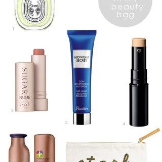 5 Things In My Beauty Bag | 02