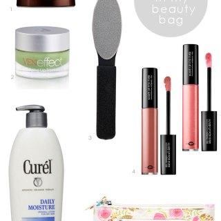 5 Things in My Beauty Bag | 03