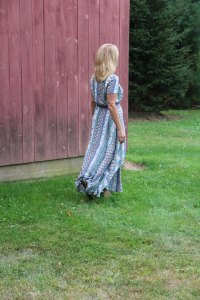 The Betty Maxi Dress