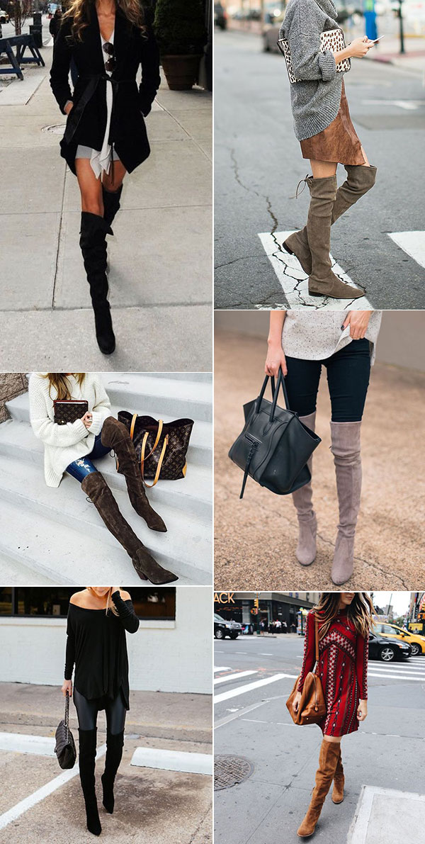 Over the Knee Boots | Ridgely's Radar