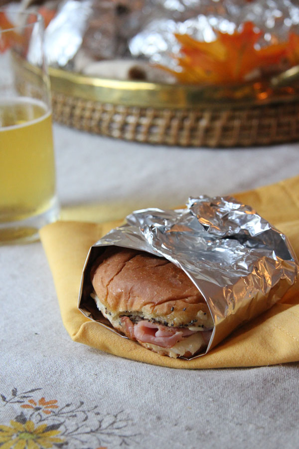 Hot Ham Buns | Ridgely's Radar