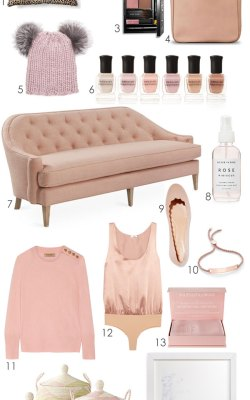 Blush Goes with Everything, it is the Perfect Neutral