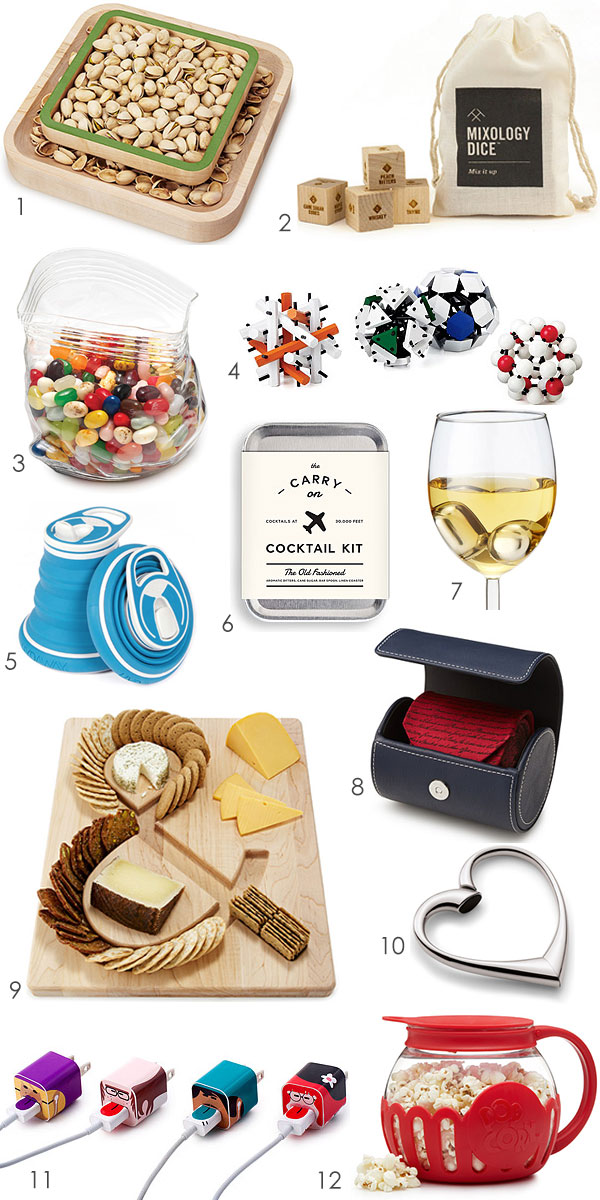 Ridgely Brode finds 12 Unique Gift Ideas for Everyone on Your List and shared them on her blog Ridgely's Radar
