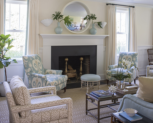 Ridgely Brode shares a sneak peak of The Decorated Home by Meg Braff on her blog Ridgely's Radar.