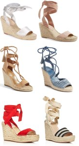 The Wedge Espadrille