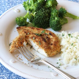 Gluten Free Balsamic Crusted Chicken Breasts