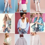 Kimonos are not just for Sleepwear