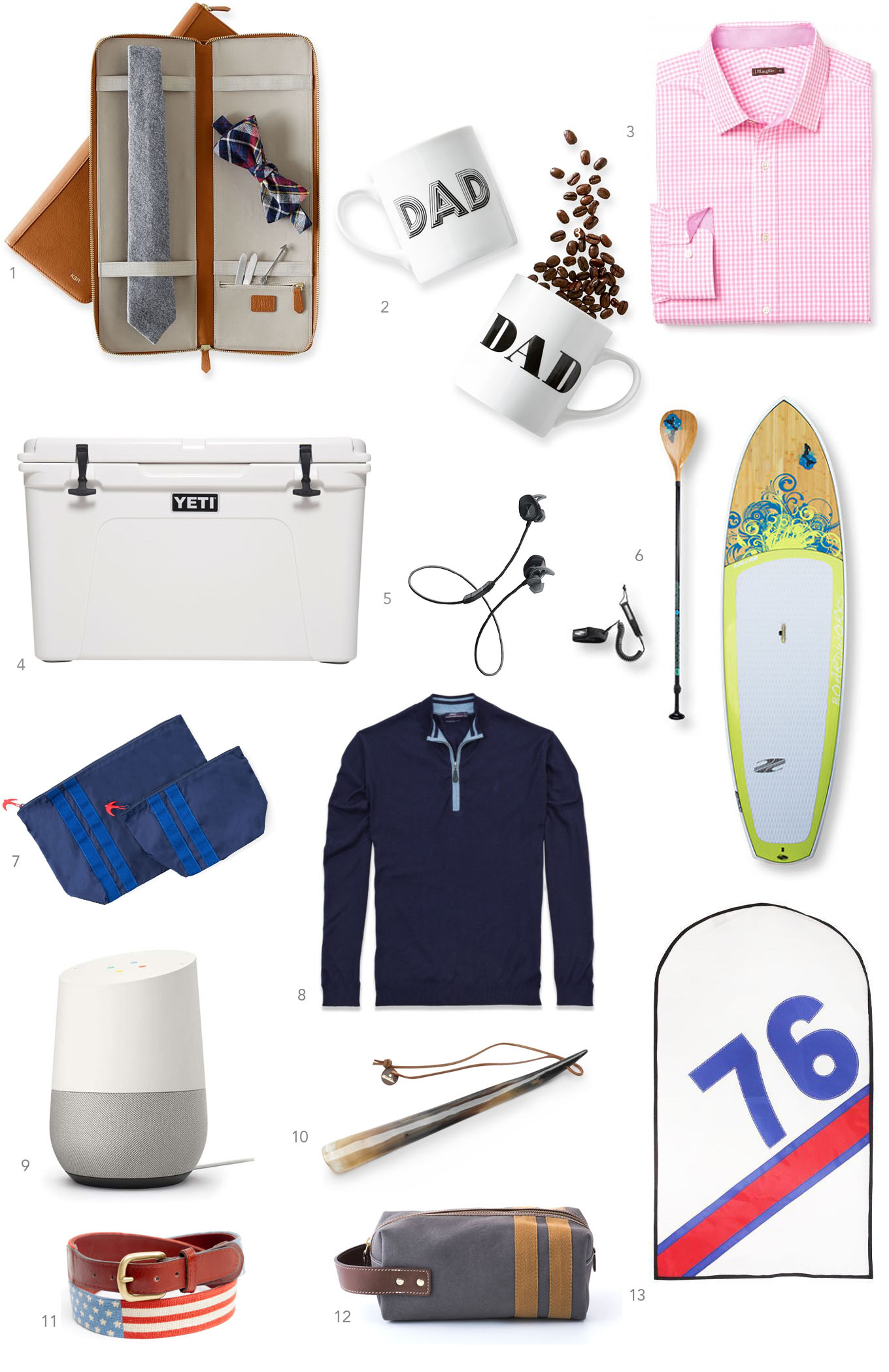Looking for something for the Dads? Why not check out Ridgely Brode's 13 gift ideas for Fathers Day on her blog Ridgely's Radar.