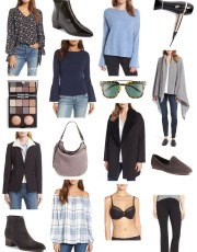 Ridgely Broide is getting together her wish list for the Nordstrom Anniversary Sale and sharing it on her blog, Ridgely