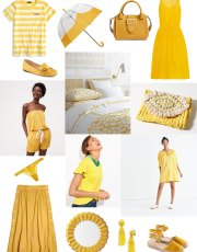 Nothing like some happy yellows to brighten your mood and lift your spirits, take a look at all these bright sunshine colored picks on Ridgely