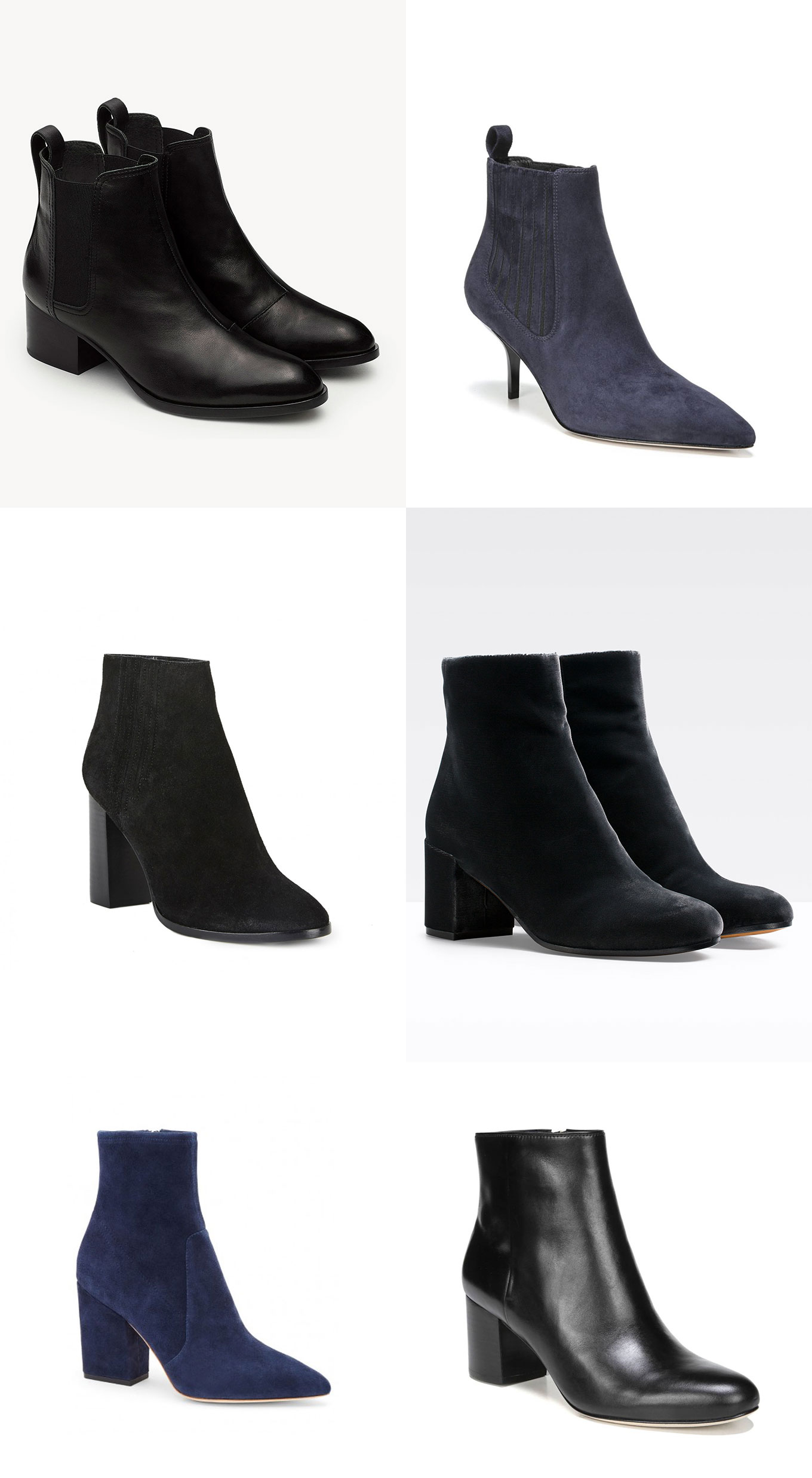 Ridgely Brode finds 6 pairs of booties under $500 plus many more that fit the price tag and look great, take a look on Ridgely's Radar to see them.