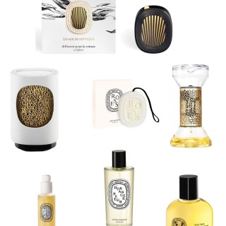 Ridgely Brode finds more than a car diffuser when she checks out the new sophisticated scents from Diptyque on her blog Ridgely's Radar.