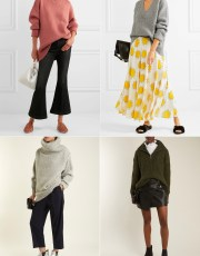Ridgely Brode wonders if oversized and slouchy is a style she can carry off and if you could too on her blog Ridgely