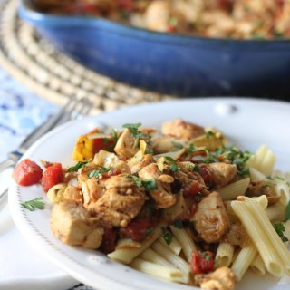 Ridgely Brode's Husband makes a delicious Artichoke Chicken dish in his new deep cast iron skillet on Ridgely's Radar.