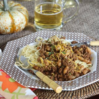Easy Weeknight Chili