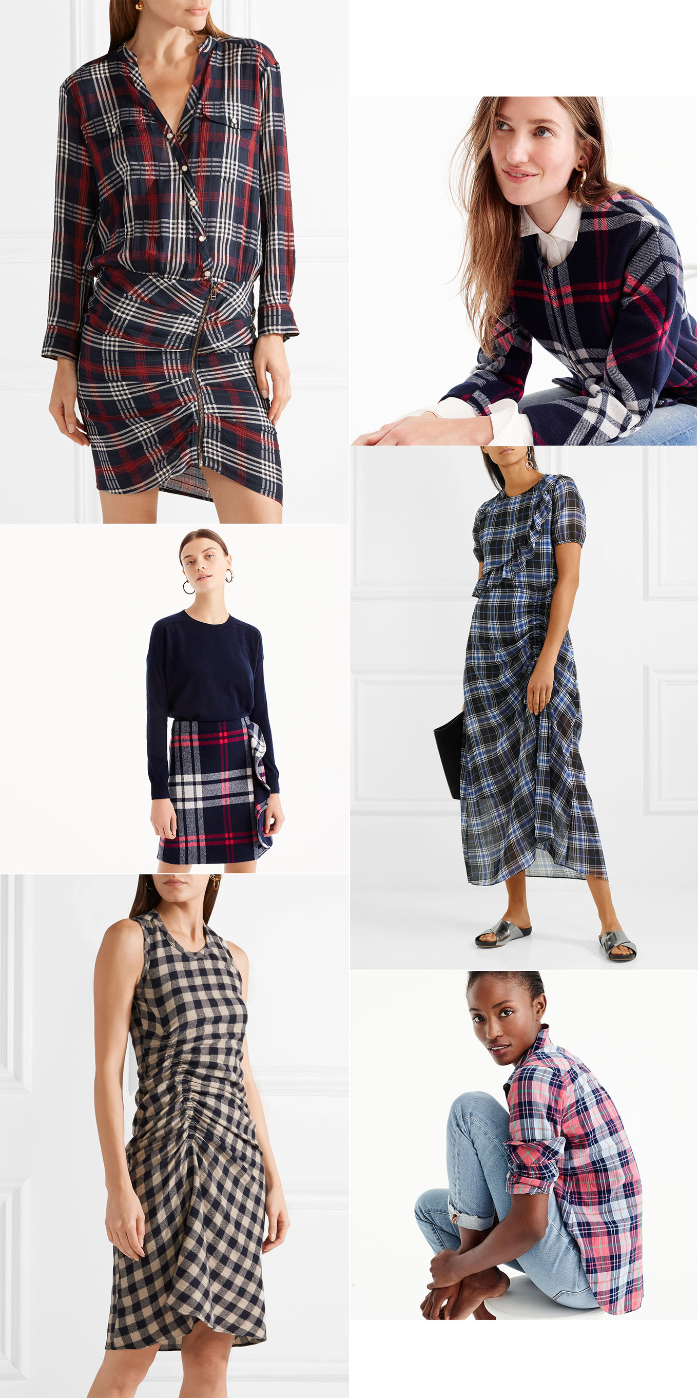 Ridgely Brode is gravitating to all things Plaid this Thanksgiving and shares her favorites on her blog, Ridgely's Radar.