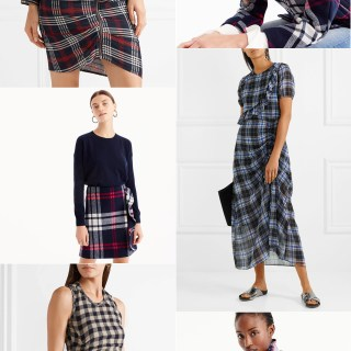 Plaid Dressing for Thanksgiving