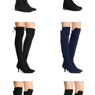 Have You Been Wanting an Over the Knee Boot?