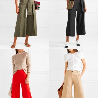 I am thinking about Culottes