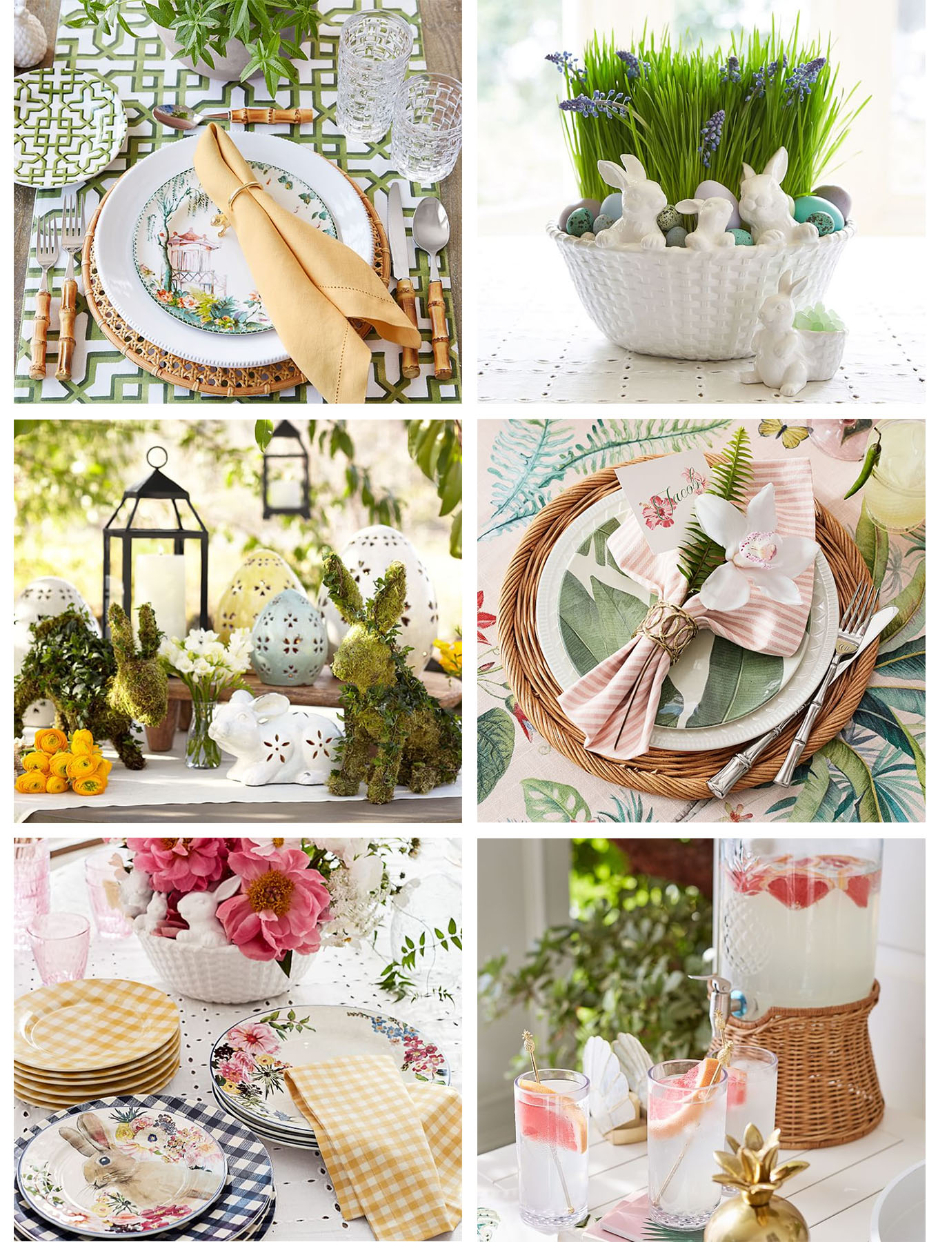 With Easter just around the corner, Ridgely Brode is thinking about decorating her table and shares some new things that she found to add to her collection on Ridgely's Radar.