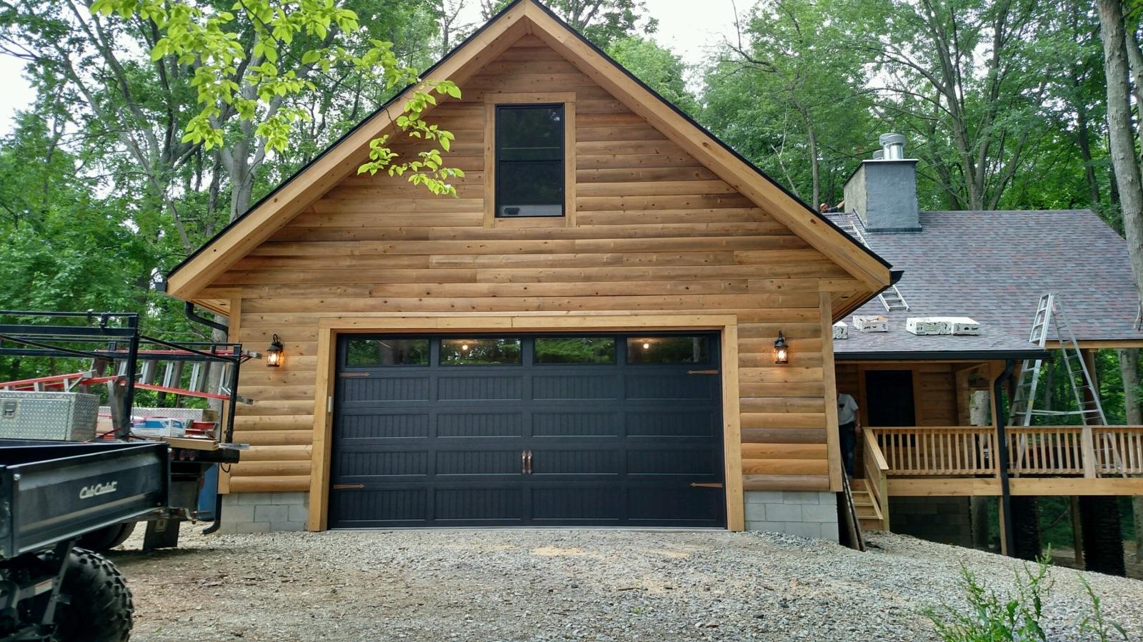 Residential Garage Doors - Ridge Overhead Door - Buffalo, NY on Garage Door Colors Pictures  id=32560
