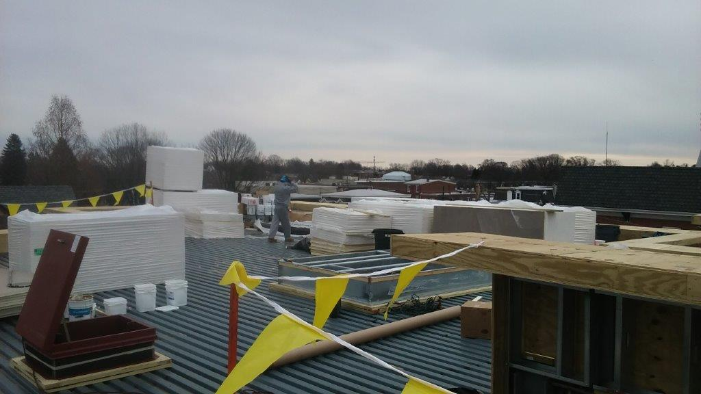 Flat Roofing Archives Ridge Roofing Inc