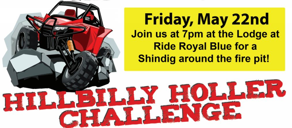 Firpit Shindig Friday May 22nd