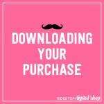 Downloading Your Purchase