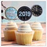 Snapshot – Cupcake Toppers – New Year's Eve