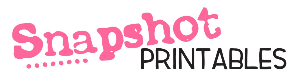 Ridgetop Digital Shop | Snapshot Printables | Free Party Printables