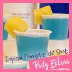 Tropical Pineapple Jello Shots
