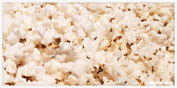 Party Popcorn Recipe | Ridgetop Digital Shop