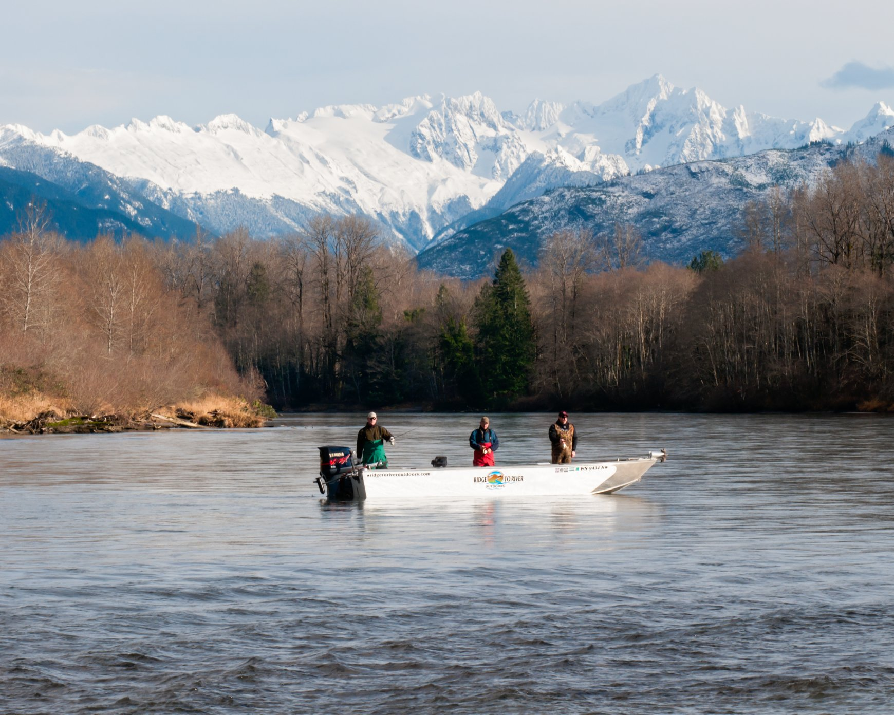 Skagit River Fishing - Ridge to River Outdoors
