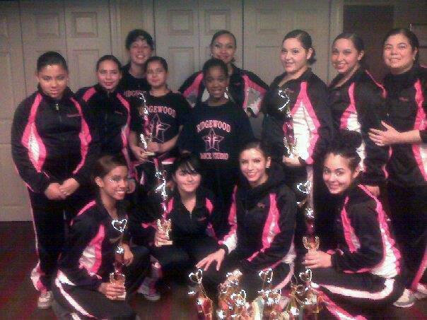 Ridgewood Dance Studio - A Triumphant Competition Season