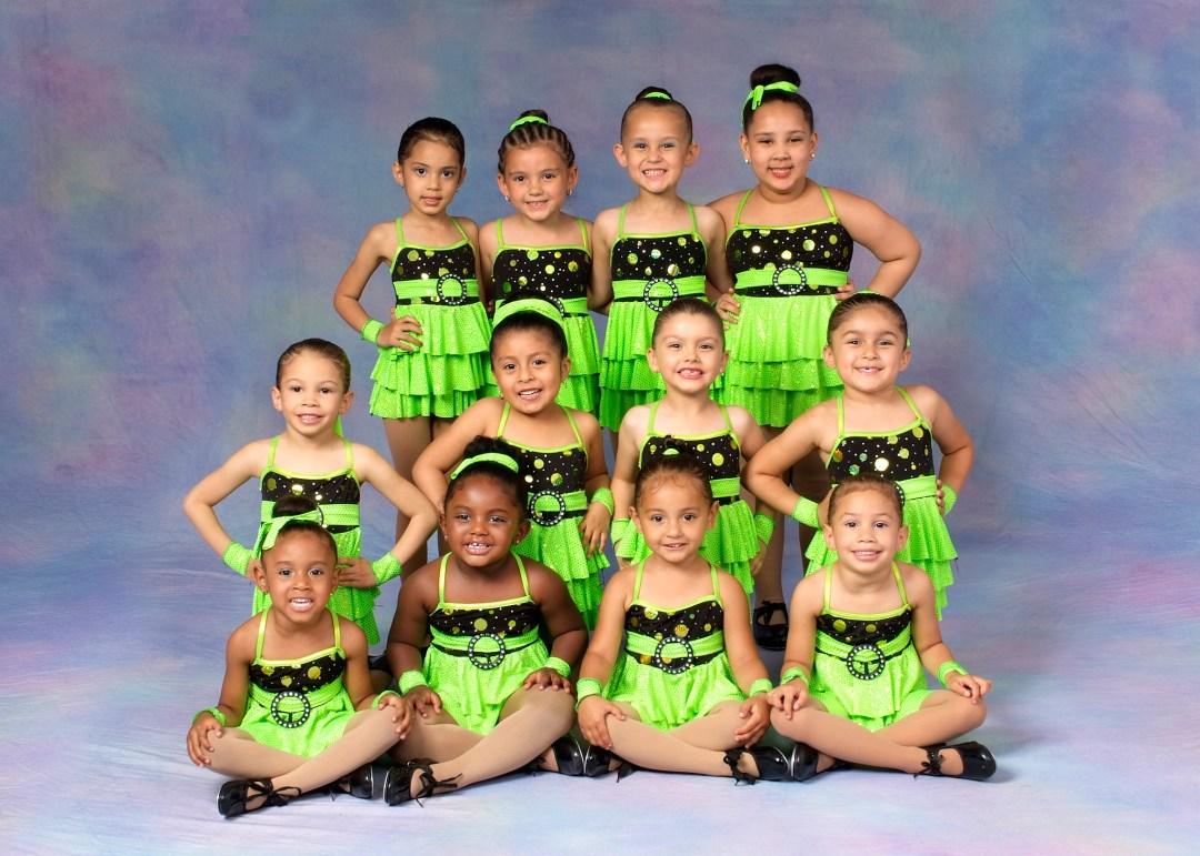 Ridgewood Dancers, including Lindarose Velez Segrera