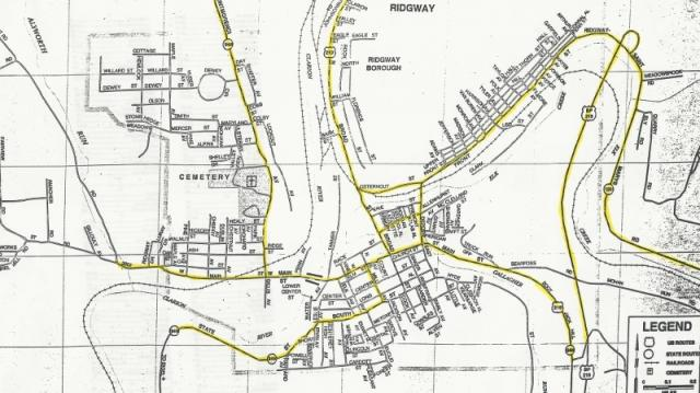 PennDot roads