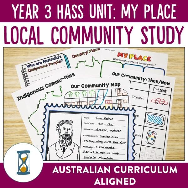 My Place | Australia | Ridgy Didge Resources