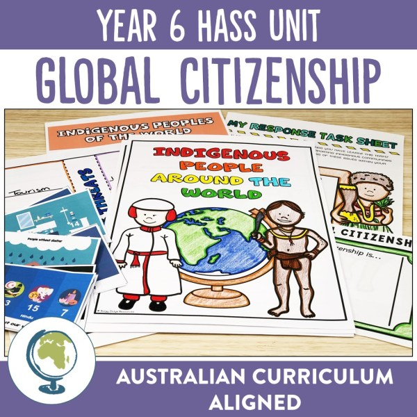 Year 6 HASS Unit | Ridgy Didge Resources | Australia