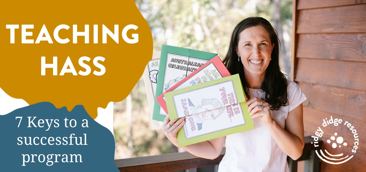 Teaching HASS successfully | Ridgy Didge Resources | Australia