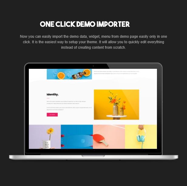 Anggita - One Page Portfolio Theme - 6